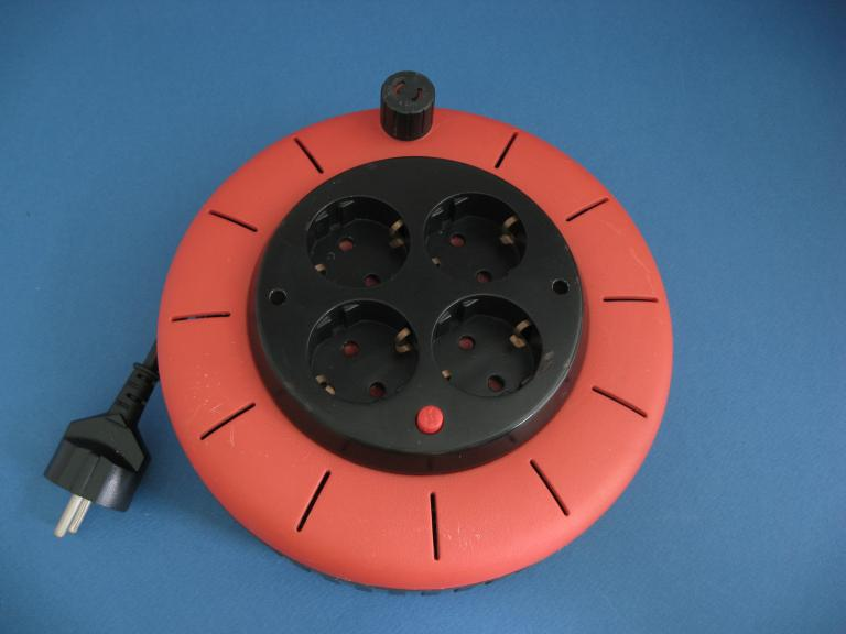 Schuko Cable Reels